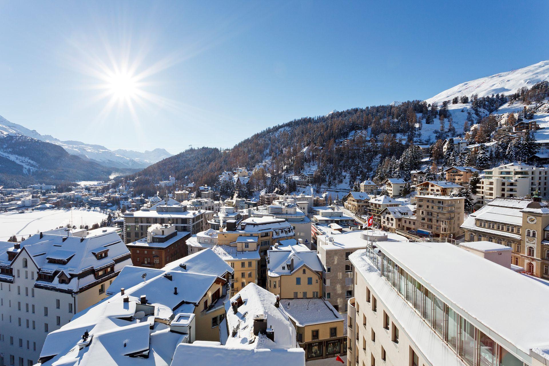 Hotel Monopol St Moritz